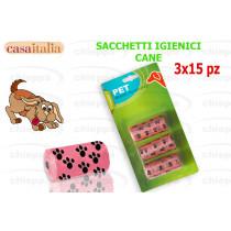 SACCHETTO CANE KIT 3PZ C112608
