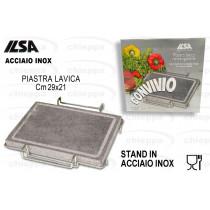 PIASTRA 29X21+SUP.LAVICA   356
