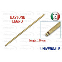 BASTONE CM120 LEGNO      ML120