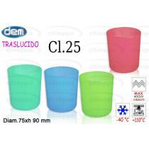 ACQUA B.CL25 PLAS.FROSTY 70110
