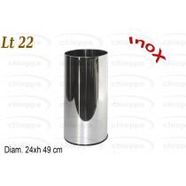 P/OMBRELLI 49 INOX        581A