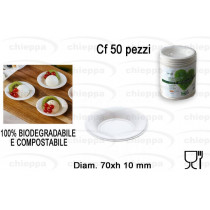 BIO TONDO P.50PZ 7,2X1   Q2037