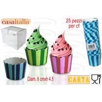 CUPCAKE 25PZ CARTA AS.C112076*
