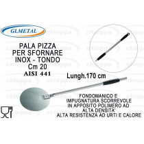 PALA PIZZA 20/170  INOX  R-20=