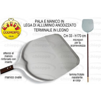 PALA PIZZA 33X170 INF. 1022/33