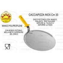 CACCIAPIZZA ROT.33 INOX 174/33