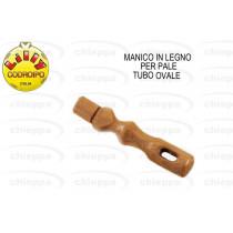 MANICO X PALE TUBO OVALE    25