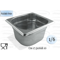 BACINELLA IN.1/6GN H100 14109=