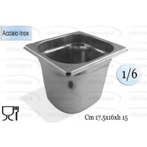 BACINELLA IN.1/6GN H150 14109=