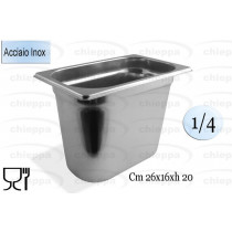 BACINELLA IN.1/4GN H200 14200*