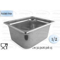 BACINELLA IN.1/2GN H150 14105=