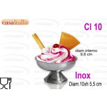 GELATO CL10 C/P INOX C103579 *