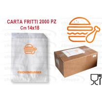 CARTA FRIT.2000 14X18 CHICKENB