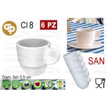 CAFFE'T. 6PZ CL 8  SAN 6730-11