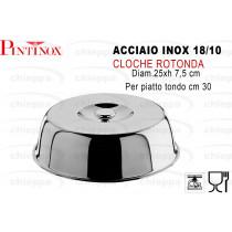 COPRIP.25 INOX TONDA  50932325