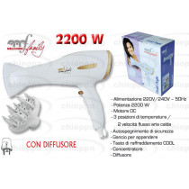 PHON 2200W+DIF.GOLD ST. 11803*