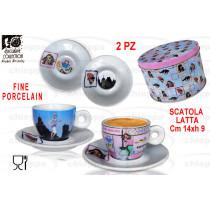 CAFFE'2PZ C/P PRETTY C105059$*