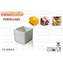 CIOTOLA 5X5X5   BIANCO C113165