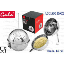 CUOCIRISO INOX CM.14  C110771*