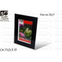 P/FOTO 10X15 QUA.NERO C109309*