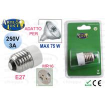 ADATT.P/LAMP.E27/MR16  C111677