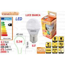 LAMPAD.LED 5,3E27 BCA C112912*