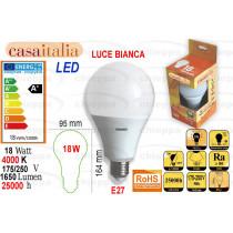 LAMPAD.LED E27/18W    C112973*