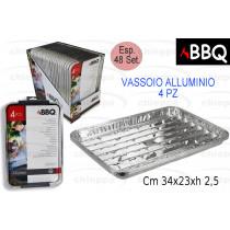 ALLUMINIO 4PZ 34X23  DV5300010