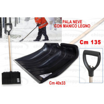 PALA NEVE C/M LEGNO  SN1200020