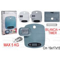 BILANCIA + TIMER ASS.103100030