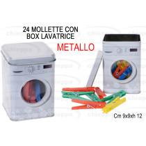 MOLLETTA 24P+BOX LAV. 52900115