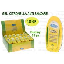 CITRONELLA GEL 125GR.159129850