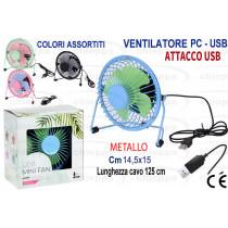 VENTILATORE PC USB   170450980