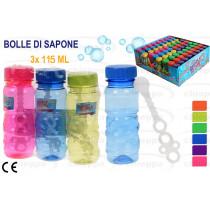 BOLLE SAPONE 3PZ     M16501690