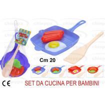 CUCINA 4PZ BIMBA AS.S30820100*