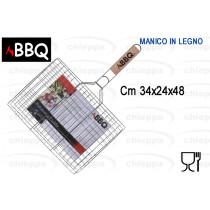 GRATICOLA RETT.BBQ   YL7900240