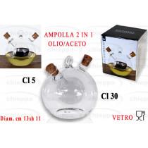 AMPOLLA 2IN1 OLIO ACETO 170452