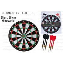 BERSAGLIO C/FRECCETT.8BW000080