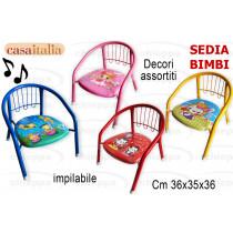 SEDIA BIMBO 36X35X36   C112044