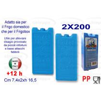 GHIACCIO ACCUMUL.2X200    T200