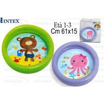 PISCINA 61X15 BABY 2ANEL.59409