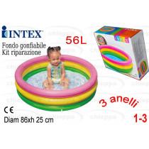 PISCINA 86X25 BABY 3AN.  58924