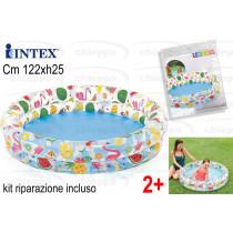 PISCINA 122 BABY 2ANELLI 59421
