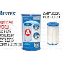 CARTUCCIA FILTRO POMPA A 29000