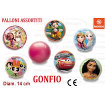PALLONE 14 ASSORTITI     12085