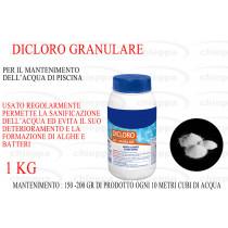 DICLORO GRANUL.1KG    DIC56KG1