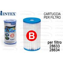 CARTUCCIA FILTRO B       29005