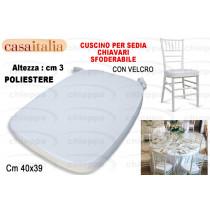 CUSCINO SPESSO.3CM BCO C113225
