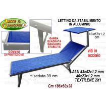 LETTINO STABIL+P/S.BLU C113254