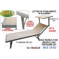 LETTINO STAB+P/S.ECRU' C113255